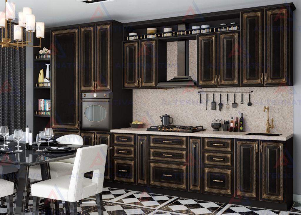 Коллекция кухонь ENIGMA