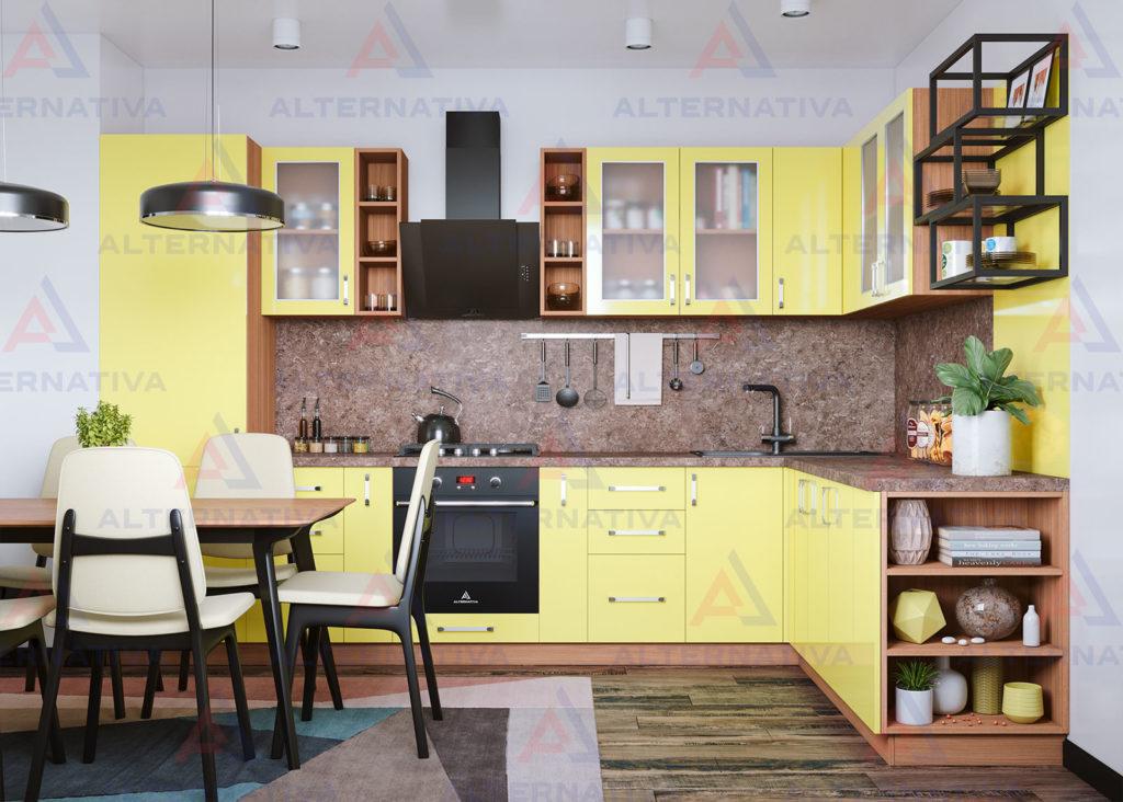 Коллекция кухонь LIBERTY